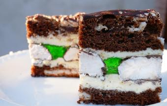 """Безумно красивый тортик """"Глаза Царицы"""" приведет в восторг гостей!"""