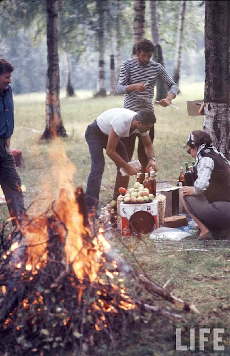 Как жила советская молодёжь в 1967 году. Снимал американский фотограф Билл Эппридж 28