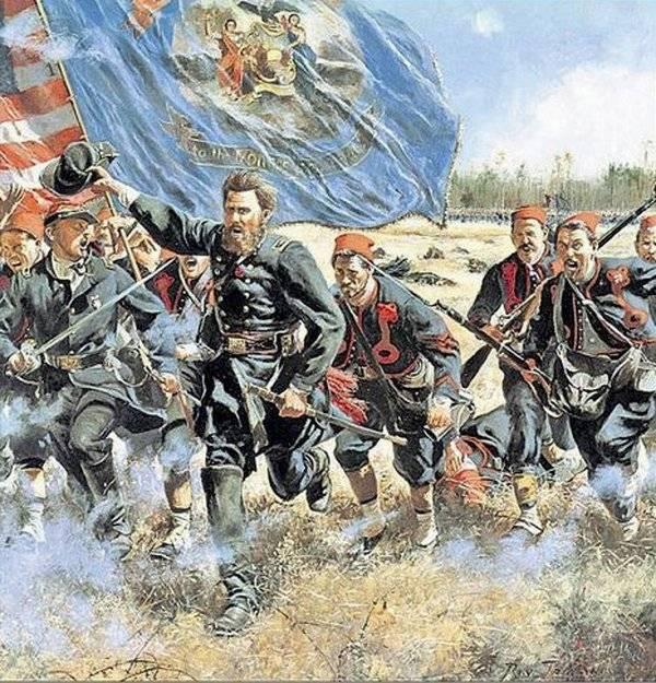 Русский американский генерал. Удивительная судьба донского казака, друга Линкольна