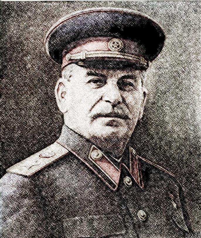 «Сталина на вас нет!»
