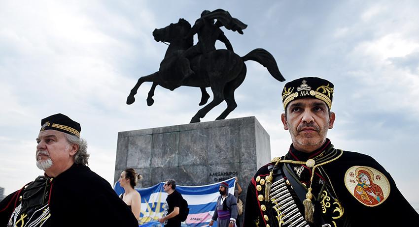 США намерены защитить Балкан…
