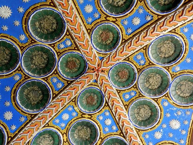 Экскурсия в итальянский замок Саммеццано