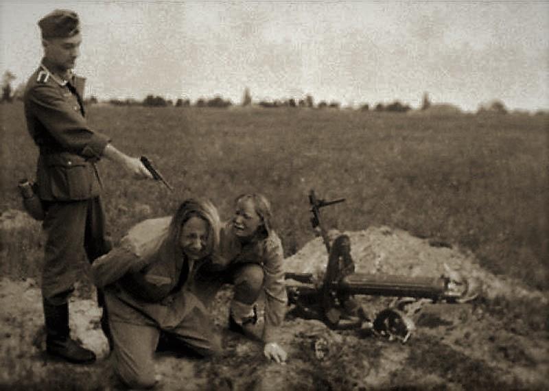 Диковинный парадокс — негласные правила Великой Отечественной войны