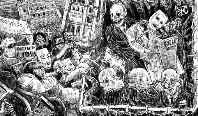 Фрэнсис Фукуяма: «Конец истории?». Заметки на полях