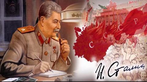 Аплодисменты товарищу Сталину