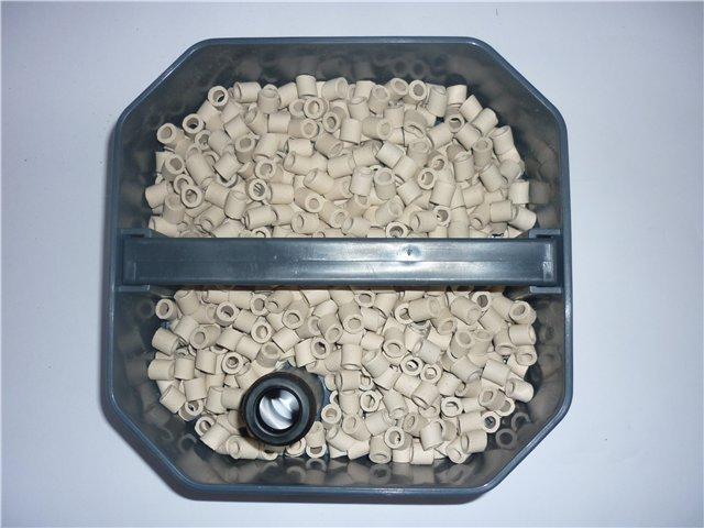 Биологические фильтры в акватеррариумах для водных черепах
