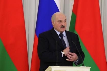 Лукашенко назвал условия оплаты российского газа