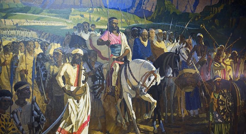 Британия вернёт Эфиопии воло…