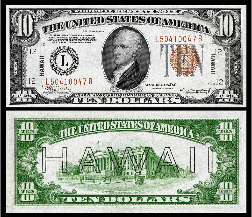 Как американцы сожгли 200 миллионов настоящих долларов США