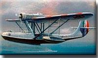 """Летающая лодка CANT Z.501 """"Gabbiano"""""""