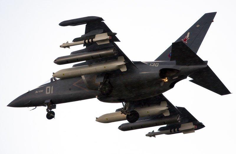 Як-130 – настоящее и будущее учебно-боевой авиации России