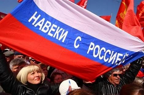 Донбасс требует референдума о присоединении к России