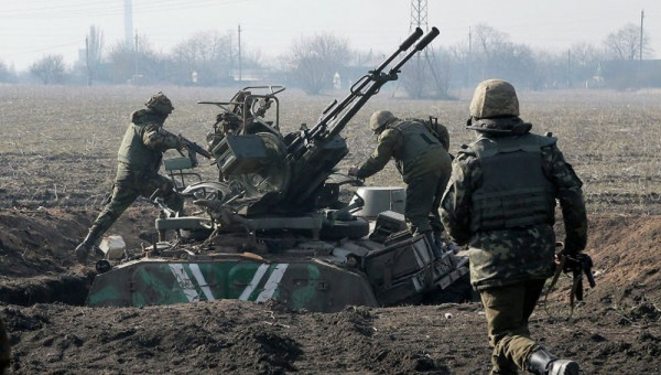 Минские соглашения: 55 обстрелов ДНР засутки