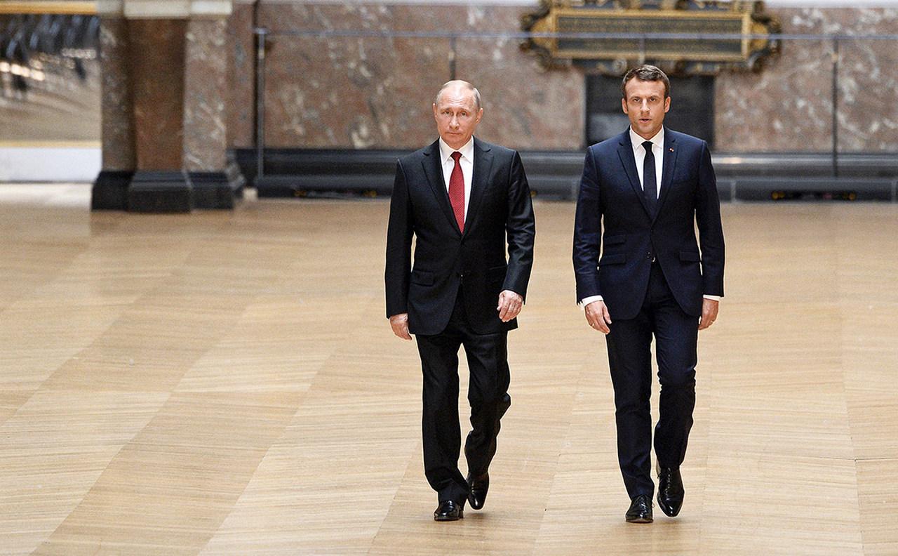 Сергей Марков: Что могут решить Путин и Макрон на предстоящей встрече