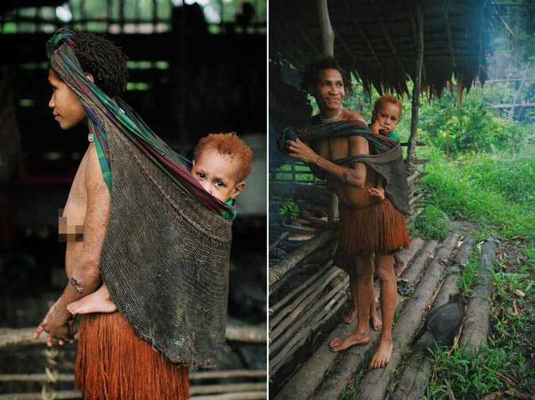 интересные племена