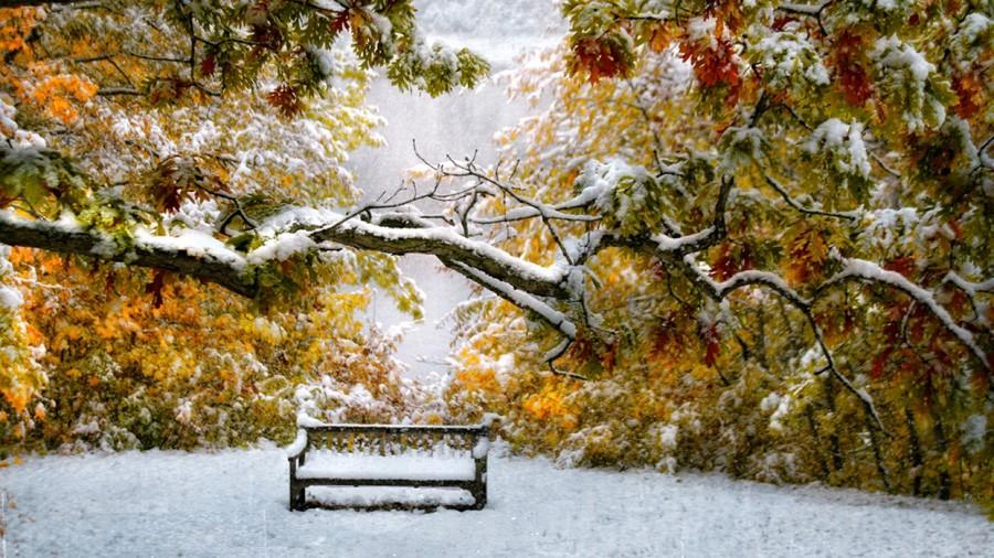Когда Москву насыпет снегом?