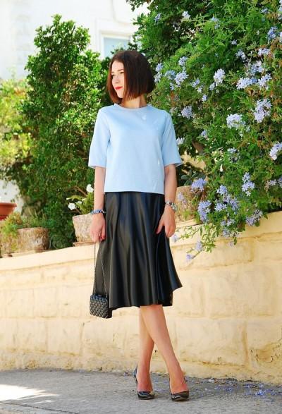 Кожаные вещи для женщин 40 лет: носить или не носить?