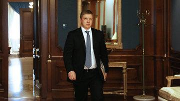 Глава Нафтогаз Украины Андрей Коболев. Архивное фото