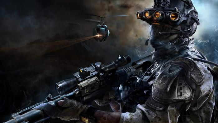 Релиз Sniper: Ghost Warrior …
