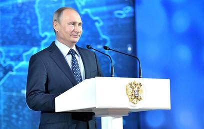 Путин: запасов угля России хватит на 500 лет