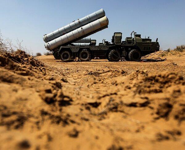 Саудовская Аравия хочет купить С-400