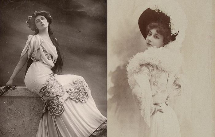 «Бледная роза» Лиана де Пужи — самая желанная куртизанка Прекрасной эпохи