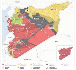 Залп из Каспия сорвал договоренности по Сирии