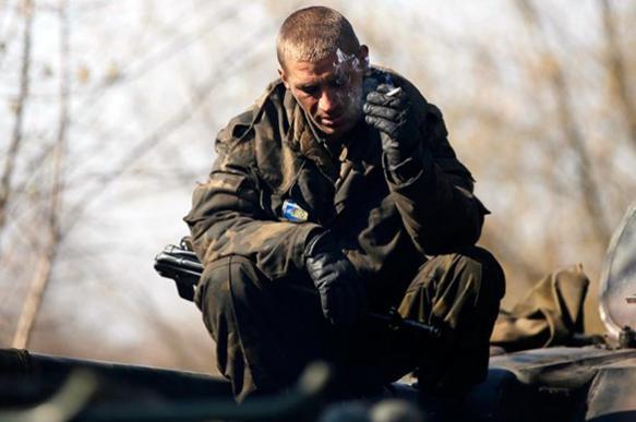 Небоевые потери: отчего солдаты Порошенко лезут в петлю. Украина совсем одурела и пошла против своих главных спонсоров в ООН