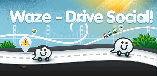 Waze — лучшая мобильная программа 2012 года на Global Mobile Awards