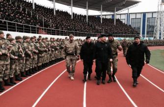 Чеченское лекарство для Киева