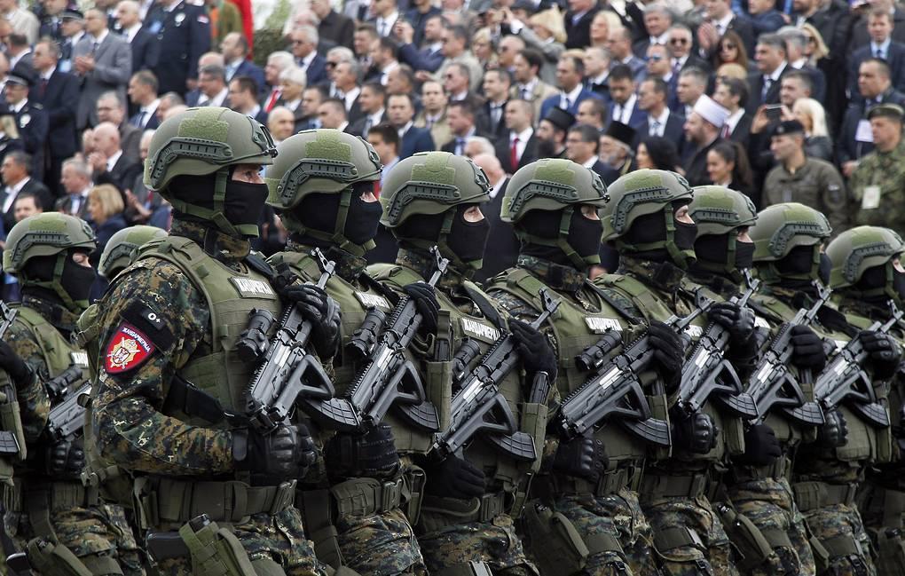 Гнойник созрел. Армию Сербии привели в полную боевую готовность!