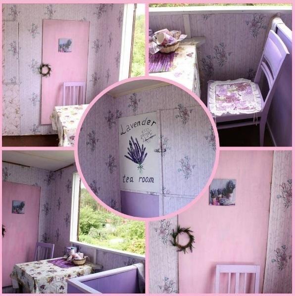 Превращаем старый садовый домик в уютное место без особых затрат