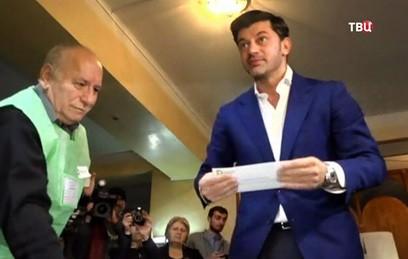 Экс-футболист сборной Грузии Каладзе стал мэром Тбилиси
