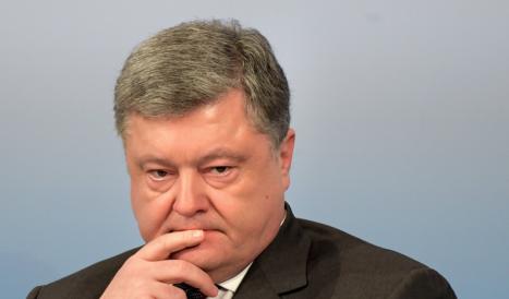 Порошенко покаялся за неисполненное обещание по Донбассу