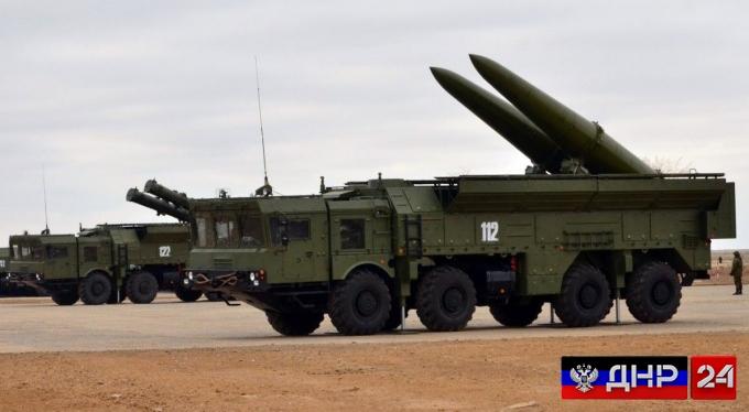Полторак: Россия взяла Киев под прицел «Искандеров»