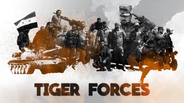 Горы мертвых боевиков и тонны сгоревшей техники: «Тигры» чистят Хаму от ИГ