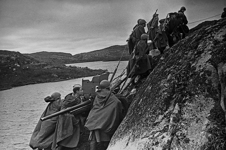 Муста-Тунтури — место, где немецкие войска так и не смогли пересечь границу СССР