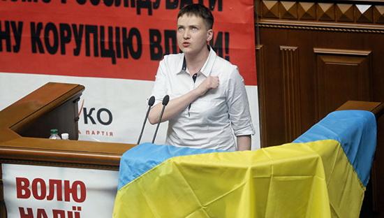 Савченко и правда о Майдане
