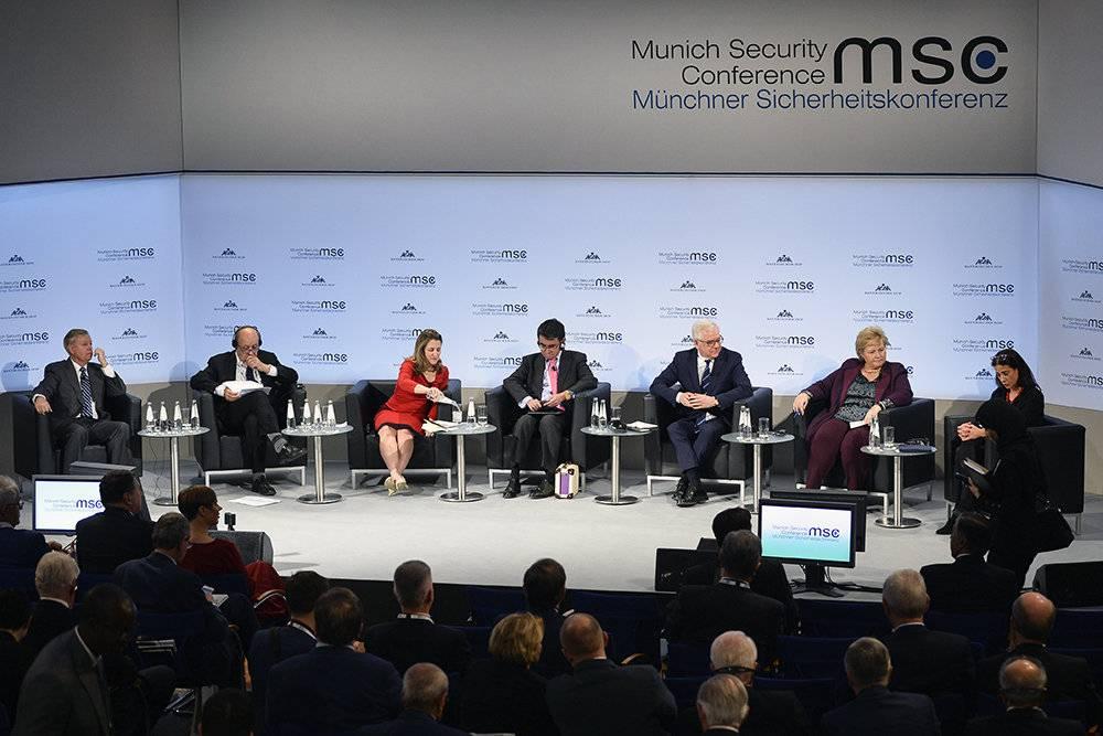 Выводы Мюнхенской конференци…