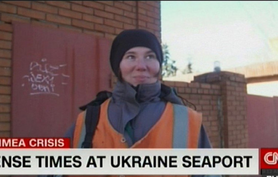 «Они ждут Путина!»: Сюжет CNN на Украине пошел не по плану
