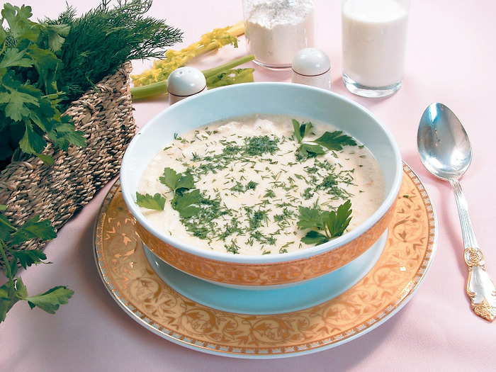 Рецепты вкусных супов...