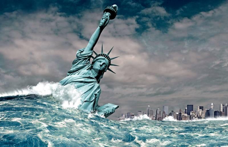 Страны уйдут под воду: Где спрятаться от глобального потепления?