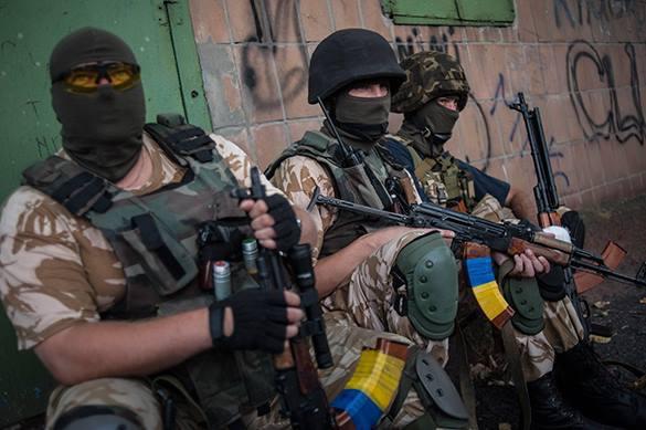 ВСУ пошли в атаку на ополчен…