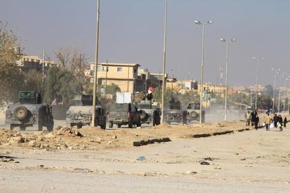 Коалиция допустила гибель мирных жителей при ударе по парковке больницы в Мосуле