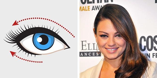 Как подобрать стрелки для своей формы глаз и выглядеть безупречно