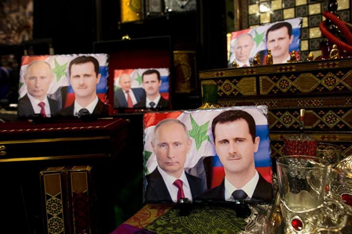 Владимир Путин и русский язык в Сирии, как второй государственный
