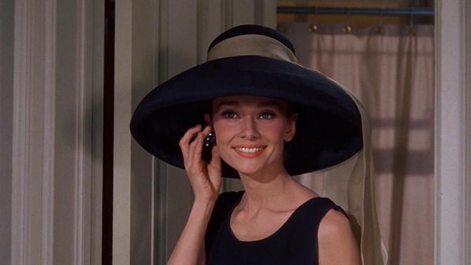 Британская и американская актриса Одри Хепбёрн 20 век, актрисы, кино