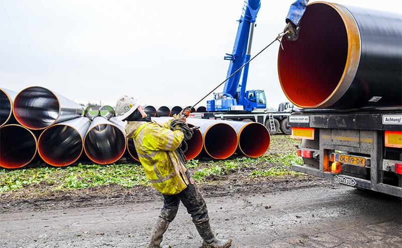 Польша жмет на газ в обход России