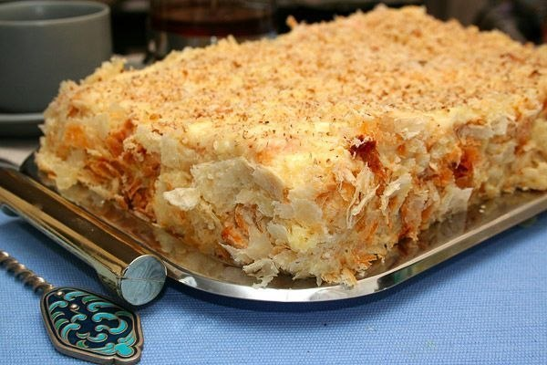 Проверенный рецепт приготовления идеального торта наполеон