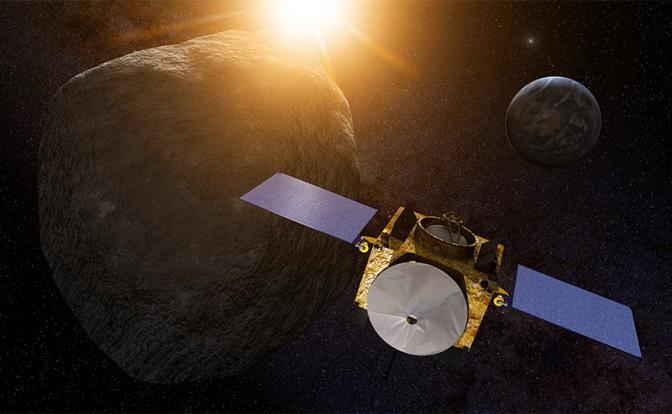 Русским ученым не дадут спасти Землю от Бенну и черных астероидов